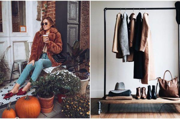 'Rack wardrobe' – lakše odijevanje uz selekciju omiljenih odjevnih komada