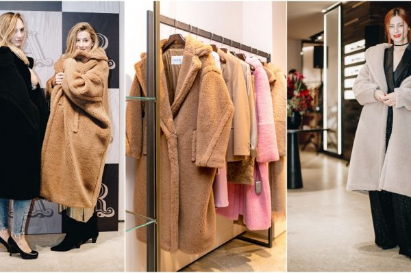 Max Mara je u Zagrebu predstavila kolekciju Teddy Bear kaputa