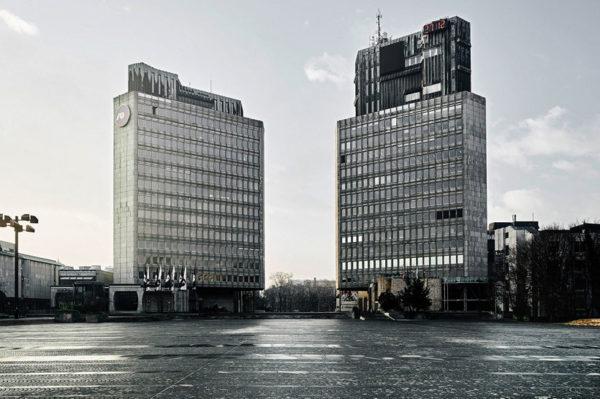 Kako su današnji Skopje, Beograd i New York pristupili jugoslavenskoj brutalističkoj arhitekturi