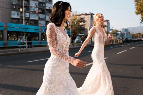 Vjenčanice poznatog ukrajinskog brenda predstavljene u Zagrebu