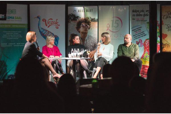 Talk-show Ženska priča uz ležerne razgovore okupio influencere