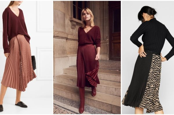 44 plisirane suknje koje možete dodati u garderobu ove sezone