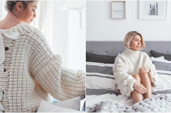 Iza najdivnijih modela pletiva ove jeseni nalazi se srpski brend Woolnia.