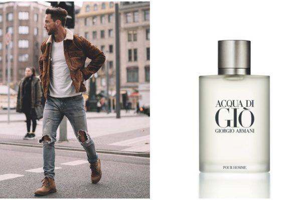 Journal Man: Acqua Di Gio – parfem koji je postao klasik u svijetu muških mirisa
