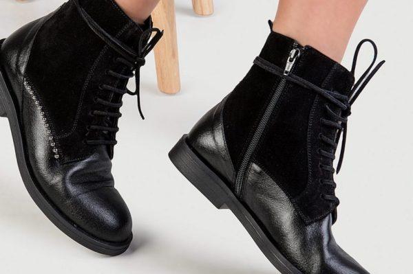 45 crnih modela cipela i čizama iz Gulivera za ovu zimu