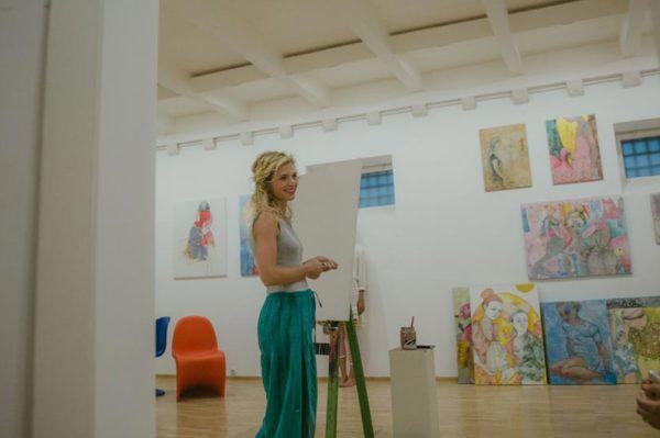 Renata Debeljak: Obratite pozornost na rad umjetnice Lene Kramarić
