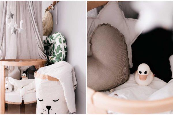 Kako urediti kutak za bebu kad nemate baš previše mjesta u stanu