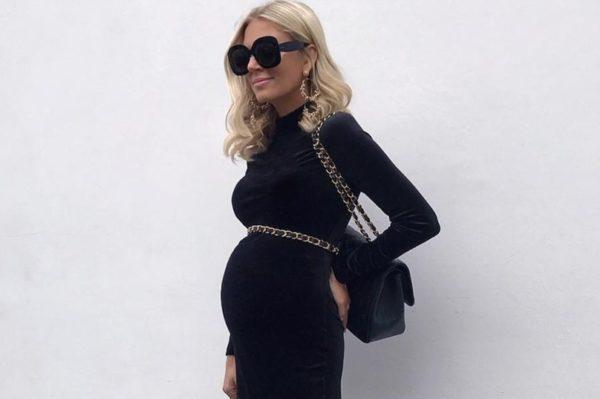 Ova mama blogerica redefinirala je pojam trudničke mode
