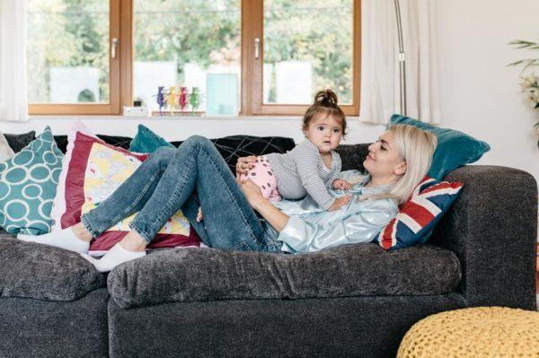 Moderna mama: Ella Dvornik