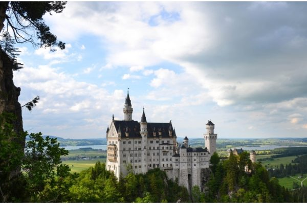 Morate posjetiti najfotkaniji dvorac Instagrama – Neuschwanstein
