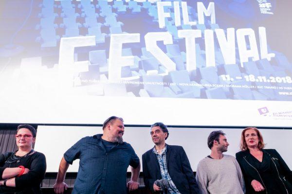 Film 'Sam Samcat' Bobe Jelčića oduševio publiku Zagreb Film Festivala