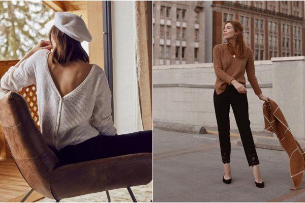 Prve kape, šalovi i rukavice za stylish zimu