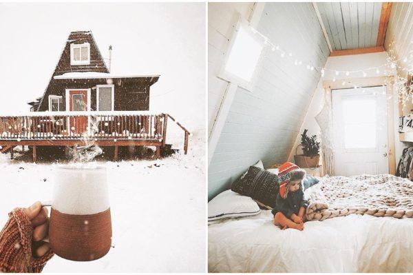 Preslatka obitelj koja je za život odabrala minijaturnu kolibu