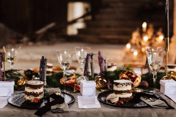 Savršeni blagdanski stol mogao bi izgledati ovako