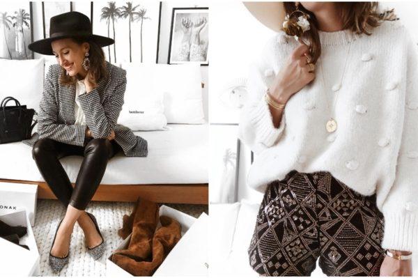 Chic stil francuske blogerice – inspiracija za zimske kombinacije