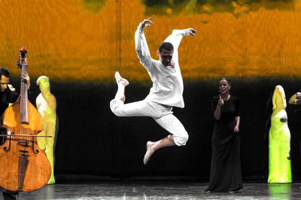 Kazališni spektakl La Fura dels Baus u Lisinskom