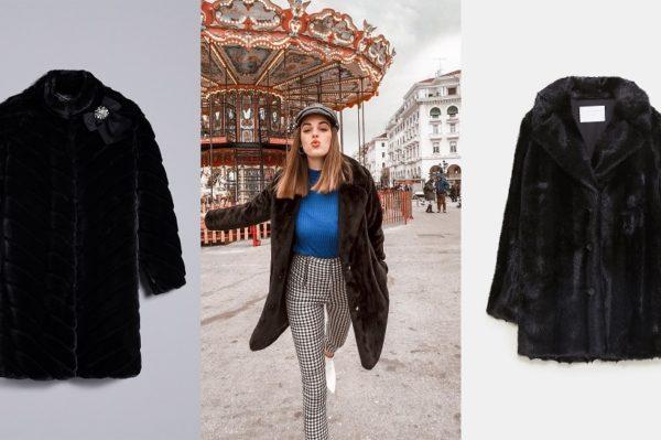 Crna bunda – modni klasik baš poput crnog kaputa
