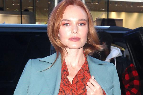 Kate Bosworth ima novu boju kose koju ćete poželjeti u novoj godini