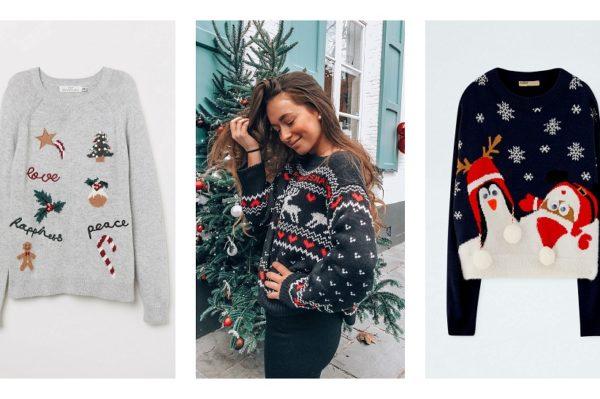 Danas je Dan ružnih božićnih pulovera – evo gdje kupiti naj modele