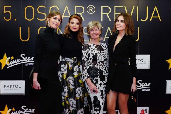 Svečano otvorena 15. Oscar revija u CineStaru