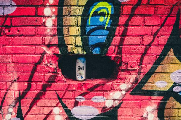 Jako cool graffiti radionica za klince