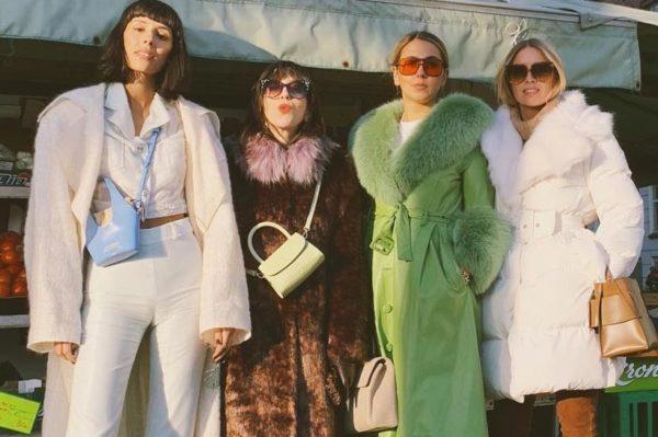 Što omiljene skandinavske trendseterice nose na Tjednu mode u Kopenhagenu?