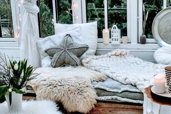 Rado bismo proveli ostatak zime u ovom bijelom boho domu