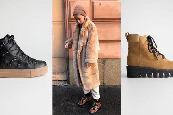 Idealna obuća za hladne i snježne dane