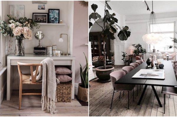 Divan skandi dom čiji interijer stalno viđamo na Instagramu