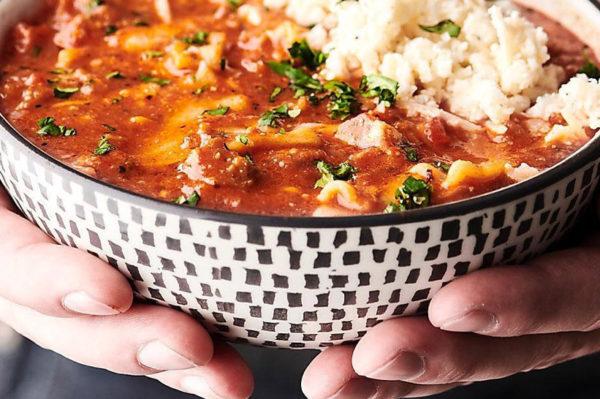 Lasagna soup – juha koju morate probati u 2019.
