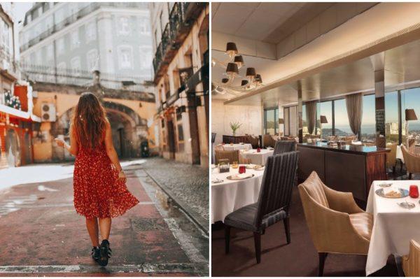Tri restorana s najljepšim pogledom u Lisabonu