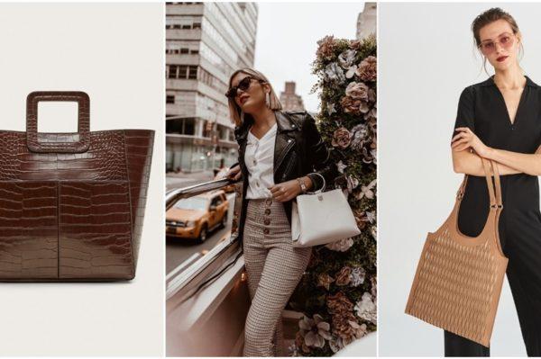 Efektne i praktične torbe iz high street ponude za svaki dan