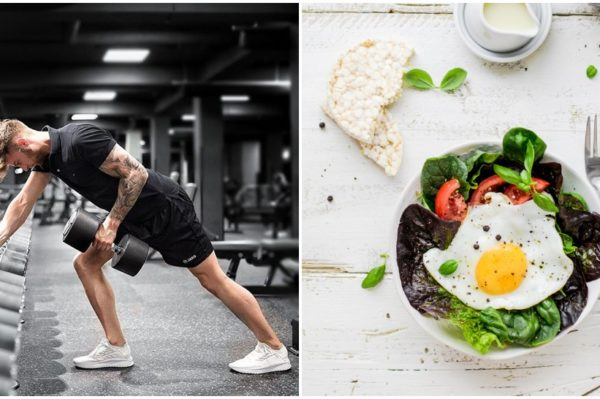 Journal Man: Zdrave i ukusne namirnice koje pomažu oporaviti mišiće
