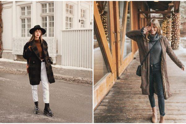 Chic zimske kombinacije u kojima volimo provoditi hladne dane