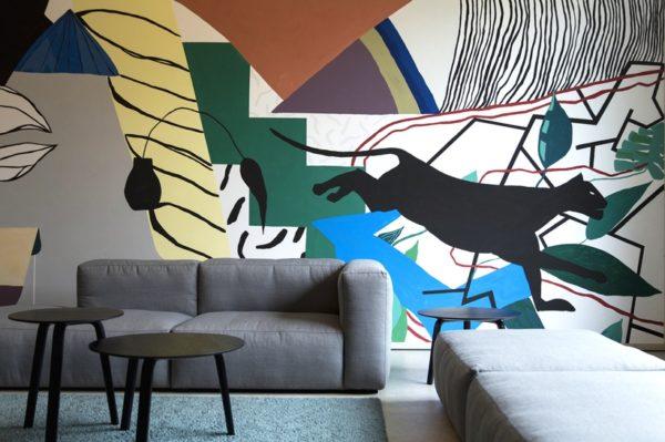 Novi zagrebački stambeni blok koji su ukrasili hrvatski umjetnici
