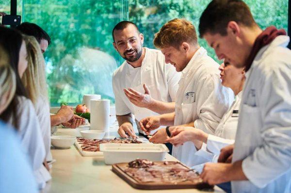 Predstavljen projekt Aminess Gourmet Lab pod vodstvom chefa Davida Skoke