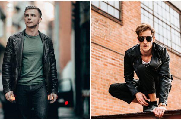 Journal Man: Kožne jakne koje će označiti proljetni stil cool muškaraca