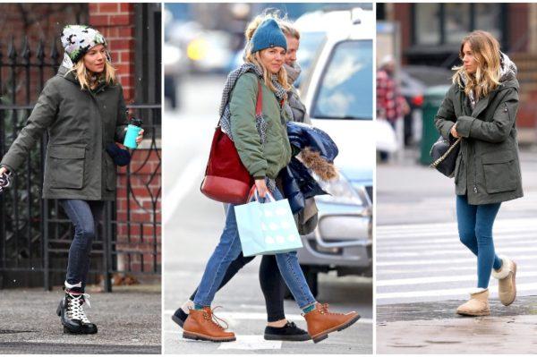 Inspiraciju za zimski stil i najbolje buce pronašli smo kod Sienne Miller