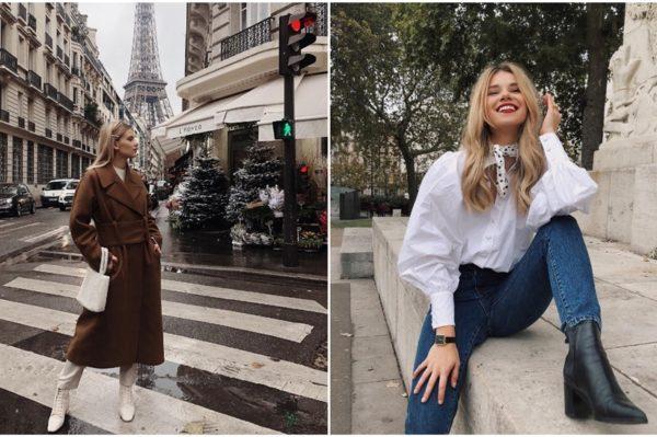Blogerica Iga zna kako utjeloviti chic pariški stil