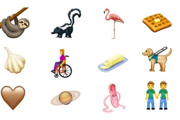 Stiže nam 230 novih emojija, a među njima flamingo i vafli