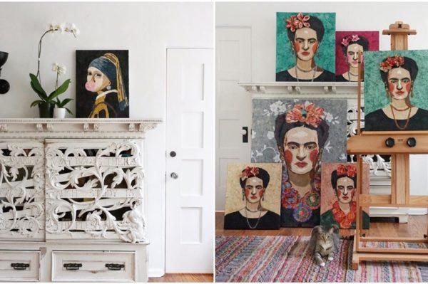 Ukrasite zidove najljepšim replikama poznatih umjetničkih djela