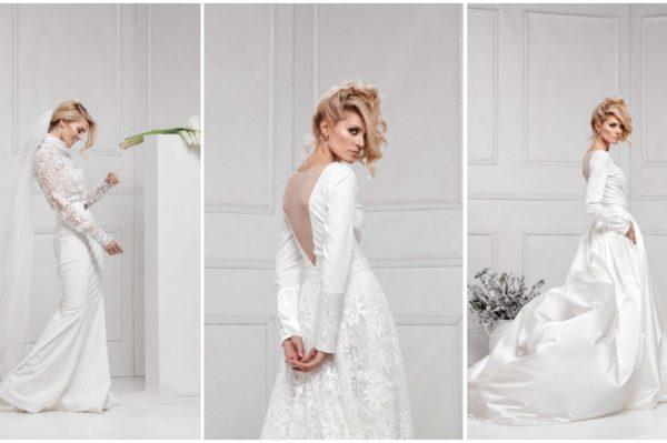 Vjenčanice srpske dizajnerice za sve tipove vjenčanja