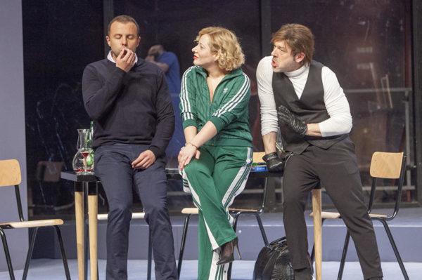 Nova hit predstava 'Ja od jutra nisam stao' ovaj tjedan počinje igrati u Kerempuhu