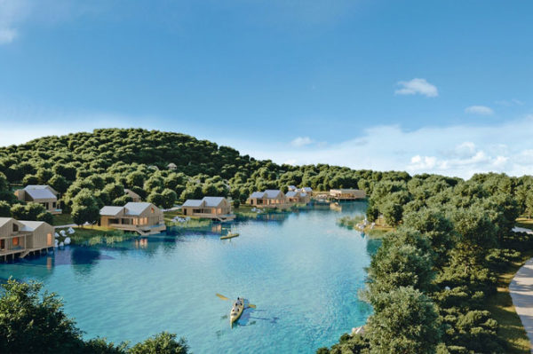 Lika će dobiti luksuzni resort u kojem će se moći odsjesti u kućicama na vodi