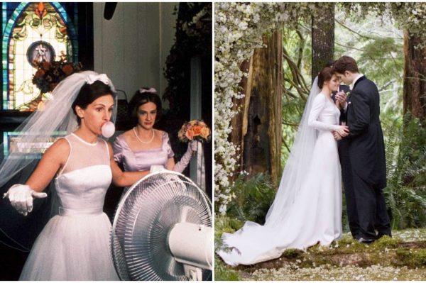 Filmske vjenčanice koje zaslužuju trenutak pažnje