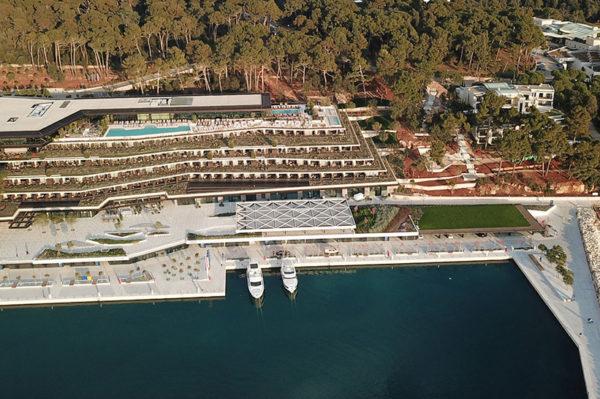 Otvorena je ACI Marina Rovinj – još jedno vrhunsko ostvarenje 3LHD arhitektonskog studija