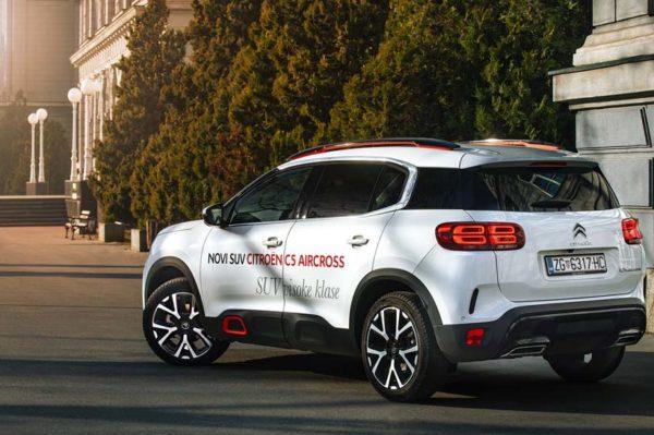 Upoznajte novi Citroën SUV C5 Aircross