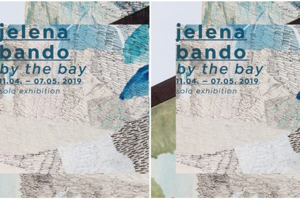 Novi i nešto drugačiji radovi Jelene Bando na izložbi naziva By the Bay