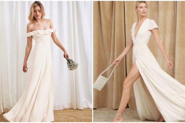 Najnježnije high street vjenčanice