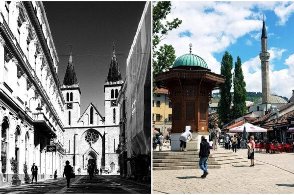 Ilina Cenov: Sarajevo